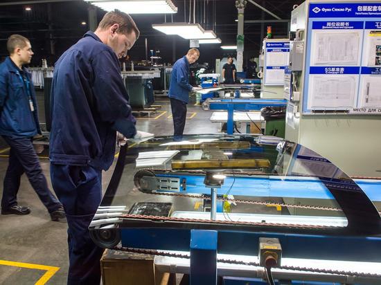 Калужский завод автостекол инвестировал в новое оборудование 1 млрд