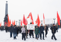 В Хабаровске протестовали против передачи Курил