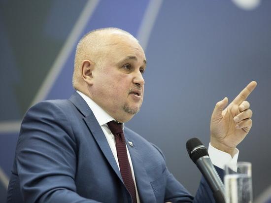 Четыре часа Сергей Цивилев отвечал на вопросы журналистов