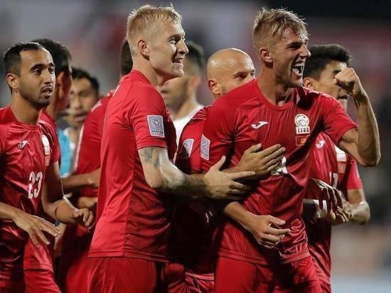 Сборная Кыргызстана завершила свое выступление на Кубке Азии-2019