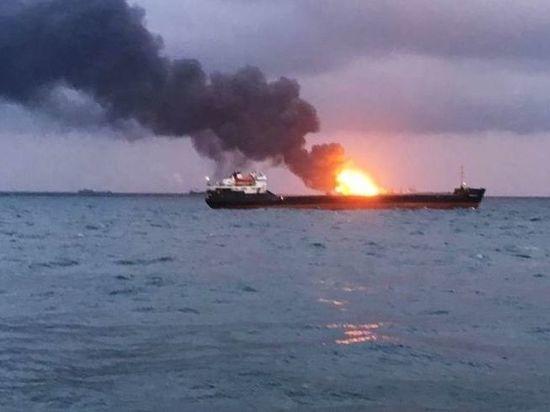 Спасенных в Керченском проливе моряков могут скоро выписать из больниц