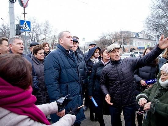 Сергей Морозов намерен вплотную заняться Астраханью