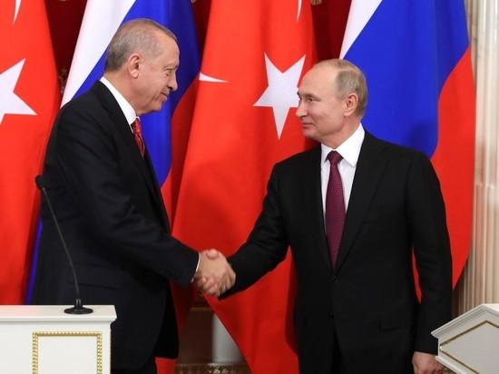 Путин попал между молотом и Эрдоганом: сложные переговоры по Сирии