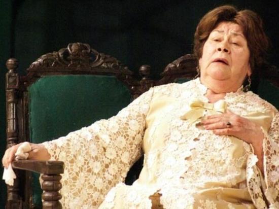Ушла из жизни актриса, посвятившая полвека Архангельскому театру драмы