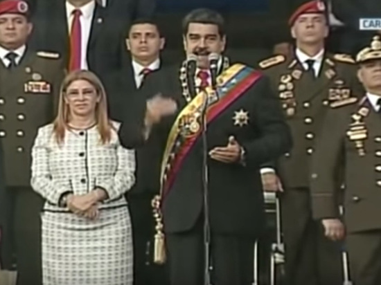 Как проходит госпереворот в Венесуэле