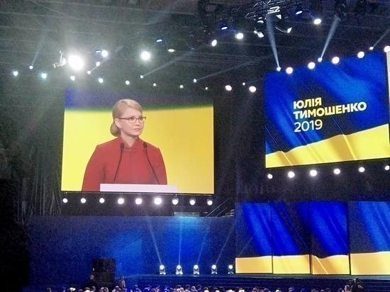 Тимошенко: через пять лет Украина может стать энергетически независимой
