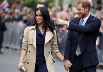 Молодая пара из британской королевской семьи – принц Гарри и его жена – стала мишенью неонацистской группировки, которая, как пишут некоторые американские и британские издания, готовит заговор против них