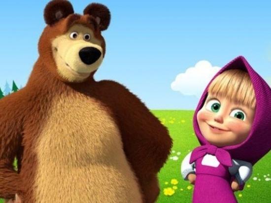 Мультсериал «Маша и Медведь» вошел в Книгу рекордов Гиннесса