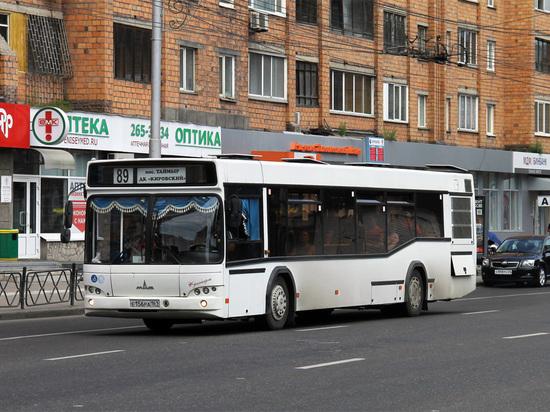 С февраля в красноярских автобусах можно будет платить картой