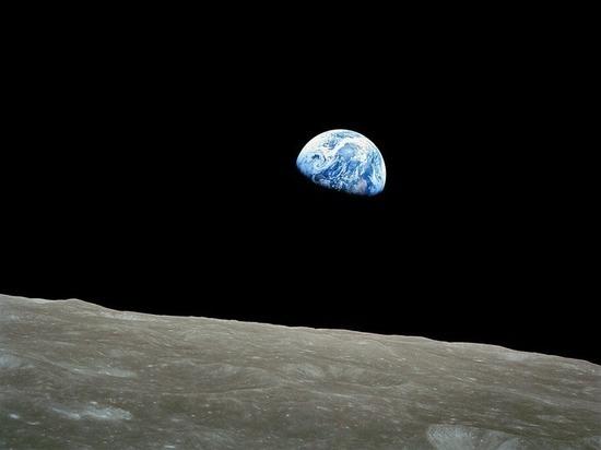 Американские учёные: Луну и жизнь на Земле породило одно событие