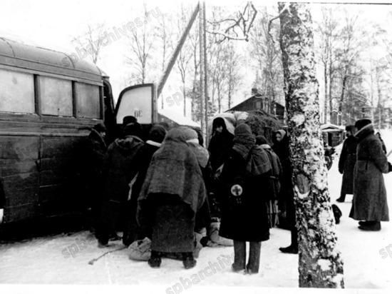 За время блокады пермский эвакопункт принял 379 тысяч ленинградцев