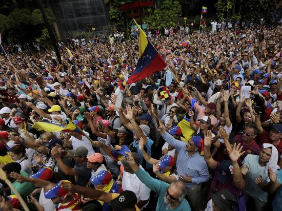 Переворот в Венесуэле глазами очевидца: