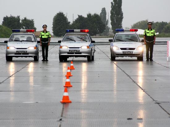 Сплошная проверка водителей выявила девять нарушителей