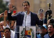 Гуаидо пропал: кому на самом деле принадлежит власть в Венесуэле