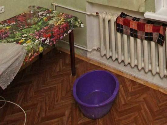 затопило квартиру рф