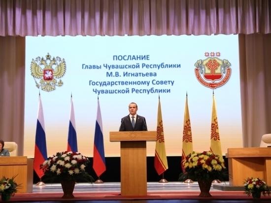 Путин доверяет главе Чувашии Михаилу Игнатьеву