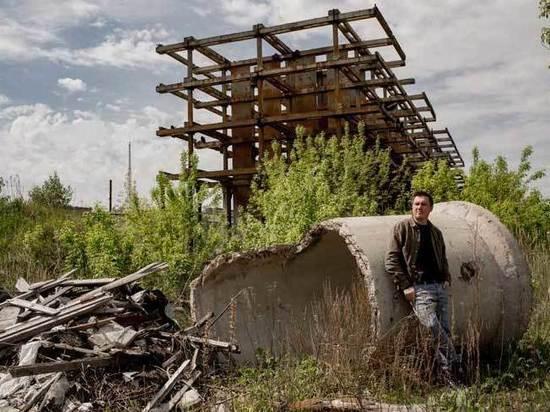 Художник исследовал город России с «Черной дырой»