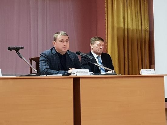 По поручению губернатора Подмосковья министр ЖКХ и глава городского округа Серпухов встретились с жителями деревень и села