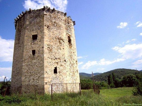 Удивительный Крым: тайна Чоргуньской башни