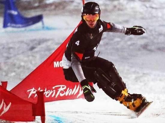 Свои в доску: в Москве прошел этап Кубка мира по сноуборду