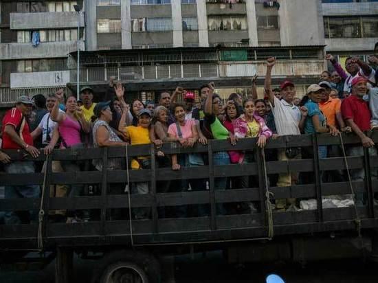 400 бойцов и синхронизация США: Кремль прокомментировал обстановку в Венесуэле