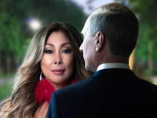 «Шашни» с Путиным взбесили мужа Аниты Цой