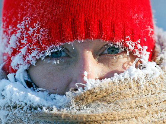 На нынешней неделе в Новосибирске похолодает до -43 градусов