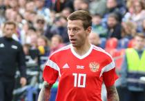 Смолов извинился перед Россией за пенальти с Хорватией на ЧМ-2018