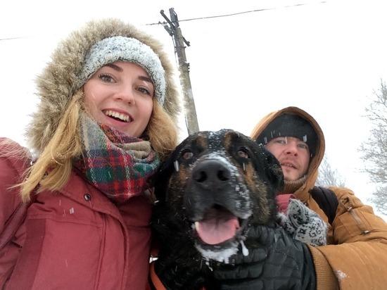 Поводок напрокат: в Твери можно погулять с одинокой собакой