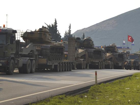 Анкара подтвердила факт нападения на своих военнослужащих