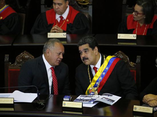 «Серый кардинал» Венесуэлы: почему Кабельо может занять место Мадуро
