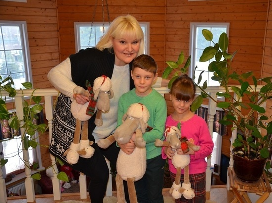 Маргарита Суханкина решила с детьми учить китайский язык