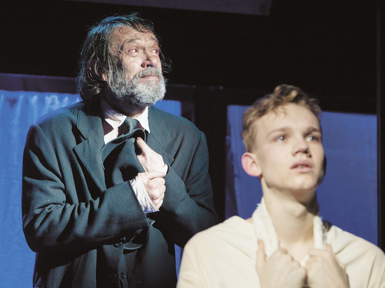 Владимир Машков вернулся на сцену через 20 лет