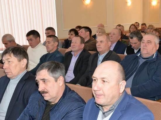 В Батыревском районе подвели итоги работы за 2018 год