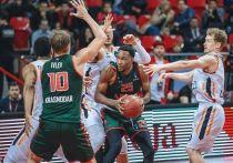 Баскетбольный клуб «Локомотив-Кубань» продолжает бороться за титулы