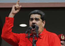 Америка столь популярного в нашей стране Дональда Трампа старательно затягивает  удавку на шее другого друга Кремля — пока еще цепляющегося за должность президента Венесуэлы Николаса Мадуро