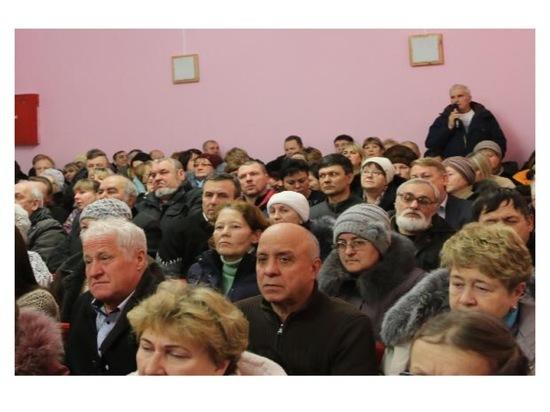В Оболенске состоится встреча Главы Серпухова с жителями