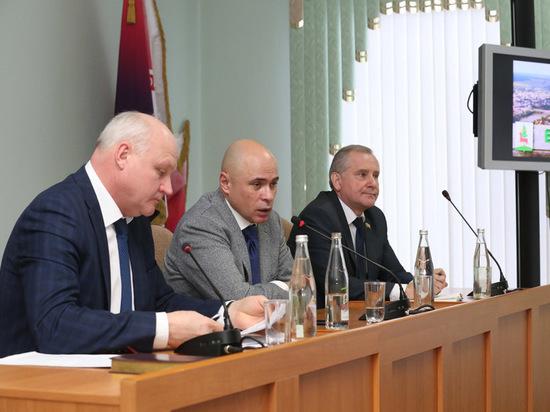 Липецкий губернатор с мэрами не нянчится