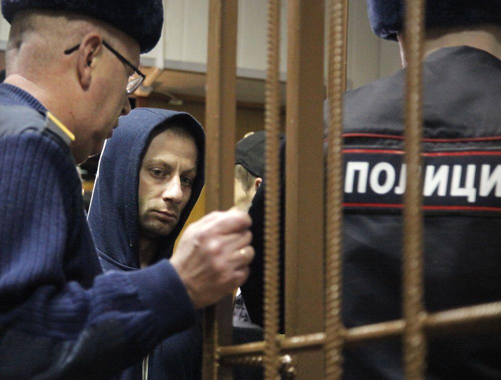 Подозреваемый в хищении картины Куинджи в суде поразил отрешенным видом