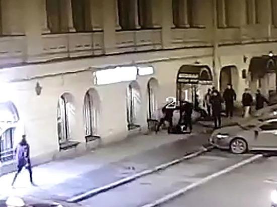 Избивший петербуржца в центре города борец джиу-джитcу получил условный срок