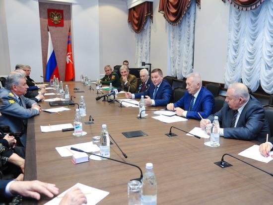 Андрей Бочаров объявил старт подготовки к юбилею Сталинградской победы