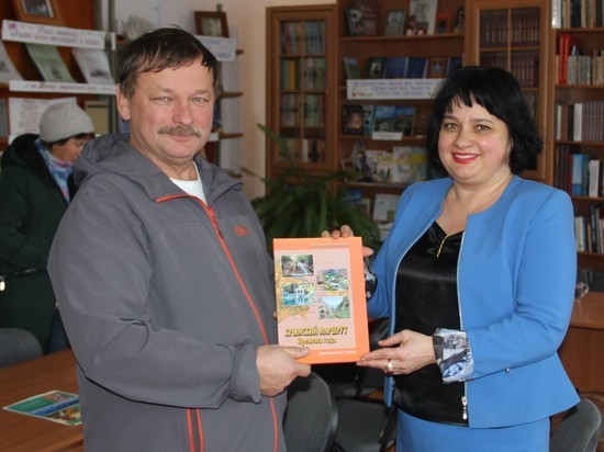"""В Орлином представили проект """"Крымский маршрут"""""""
