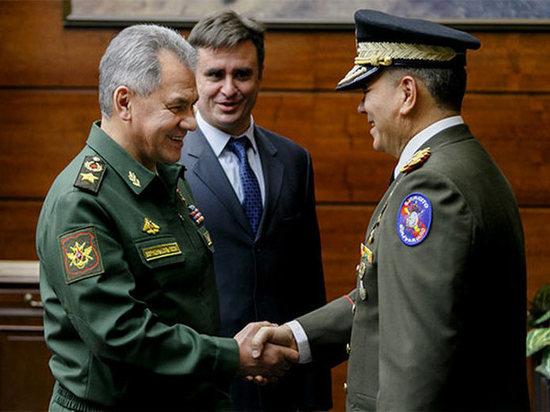 Оппозиция Венесуэлы пересмотрит оружейные контракты с РФ