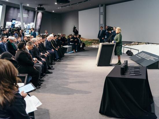В России почтили память жертв Холокоста