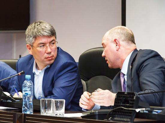 Отставка мэра Улан-Удэ, возможно, произойдет уже в марте