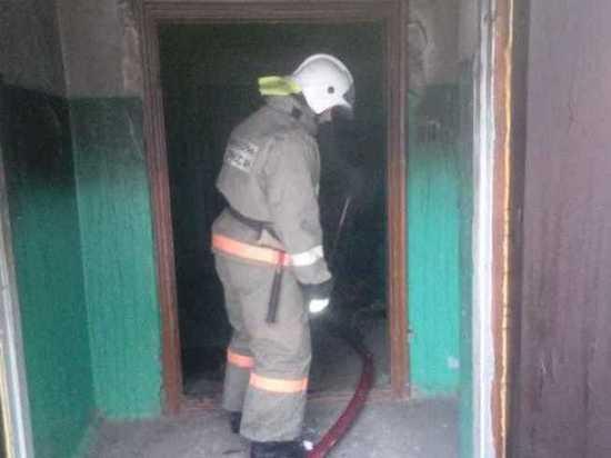 Житель наукограда Кольцово погиб на пожаре