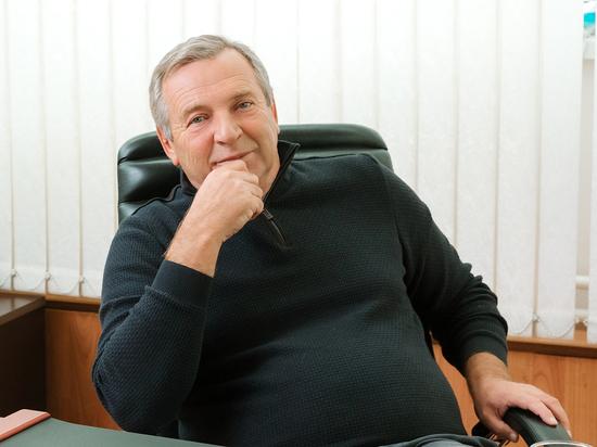 Александр Репин: Президент нужен, чтобы смотреть, как работают другие!