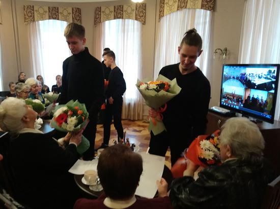 В Перми отметили 75-летие снятия Блокады Ленинграда