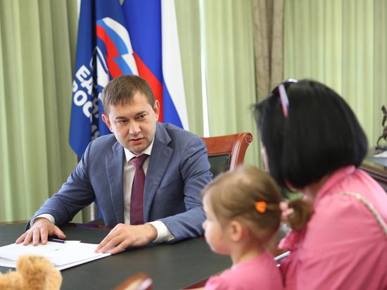 В Воронежской областной Думе приняли 4000 обращений за год