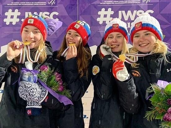 Спортсменка из Прикамья завоевала «золото» на юниорском чемпионате мира